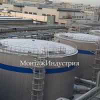 """ТЭЦ-14 """"Первомайская"""" ОАО ТГК-1 Строительство ОВК"""