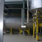Теплоизоляция труб на заводе Тиньков